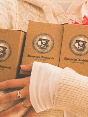 kartonik prezentowy na 1 dowolny produkt